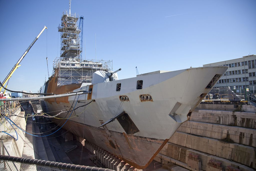 DCNS ship FREMM, Saudi Arabia